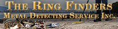The Ring Finders Metal Detecting Service